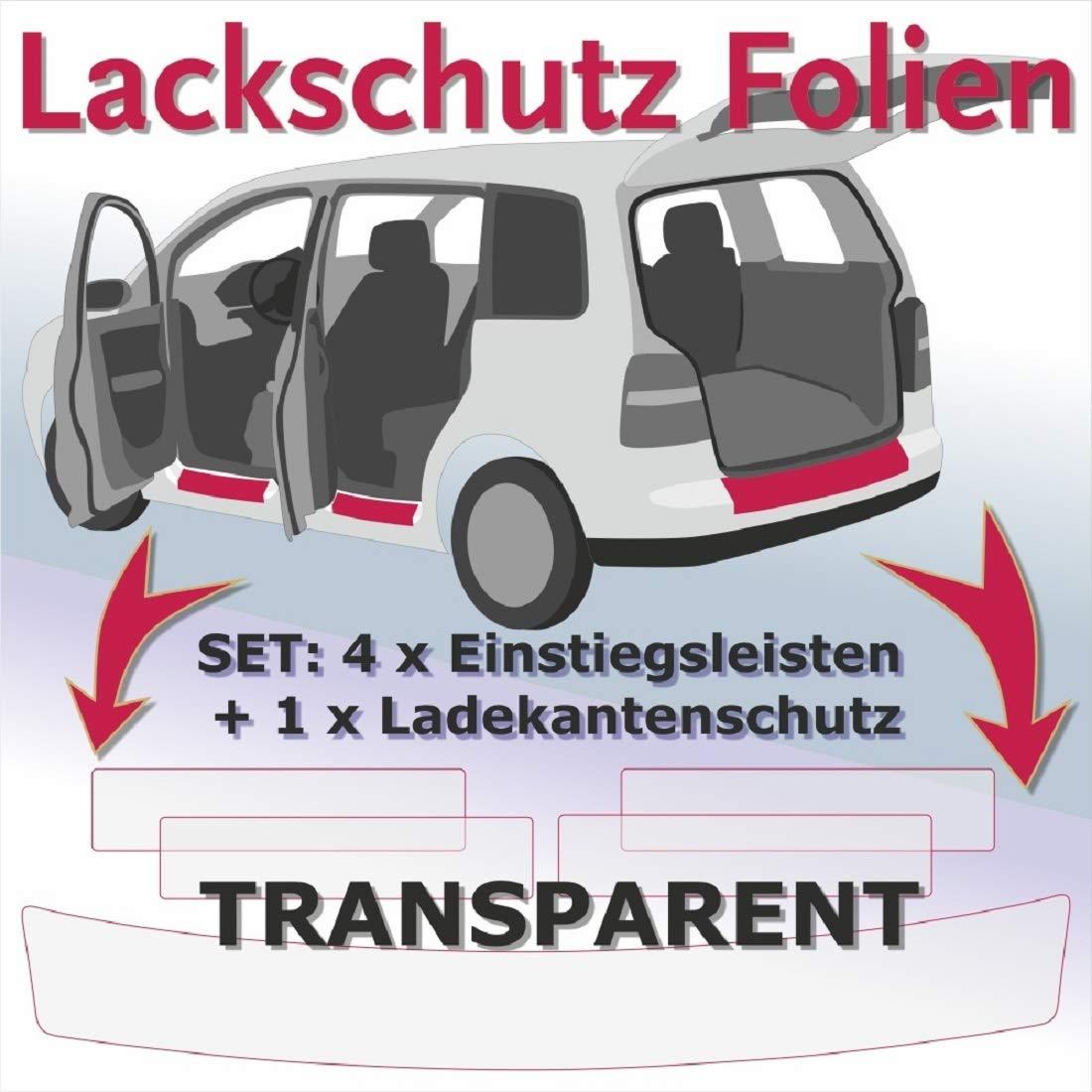 Gen Ladekantenschutz Lackschutzfolie Folie CX 5 Transparent 10012 CX5  Typ KF 2