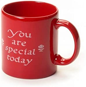 Waechtersbach Mugs, Cherry You are Special Today