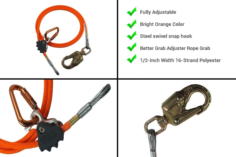 ProClimb Better Grab Flip Line Kit 8'