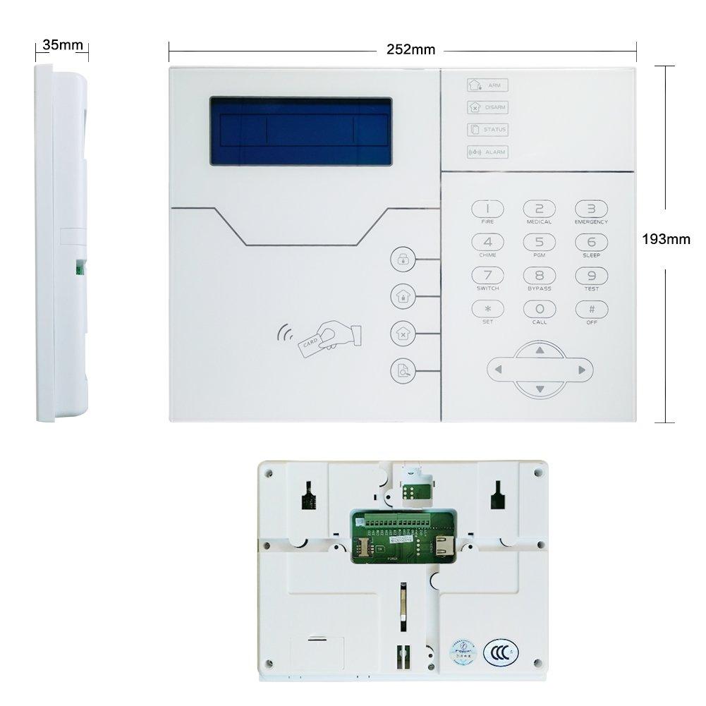 Amazon.com: PE-Meian ST-VGT TCP/IP GSM Wireless Home ...