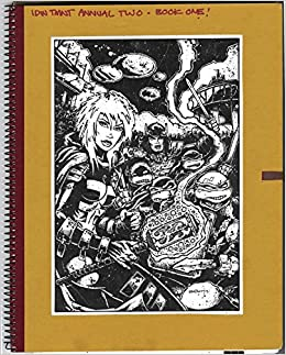 Teenage Mutant Ninja Turtles: The Kevin Eastman Notebook ...