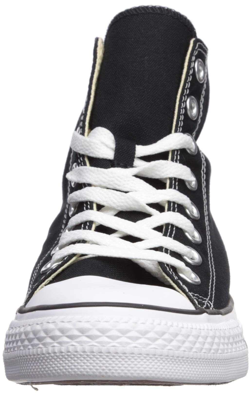 Chuck Taylor All Star Canvas High Top, Black, 4 M US by Converse (Image #4)