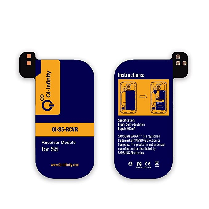 Amazon.com: qi-infinity & # 8482; Portable Cargador ...