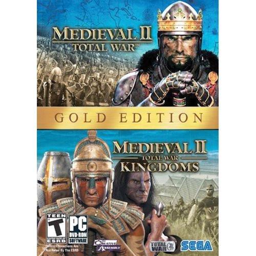 Medieval Gold Pack Total War Kingdoms