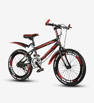 SXMXO Bicicletas de montaña Viento Bicicletas para niños 22 ...