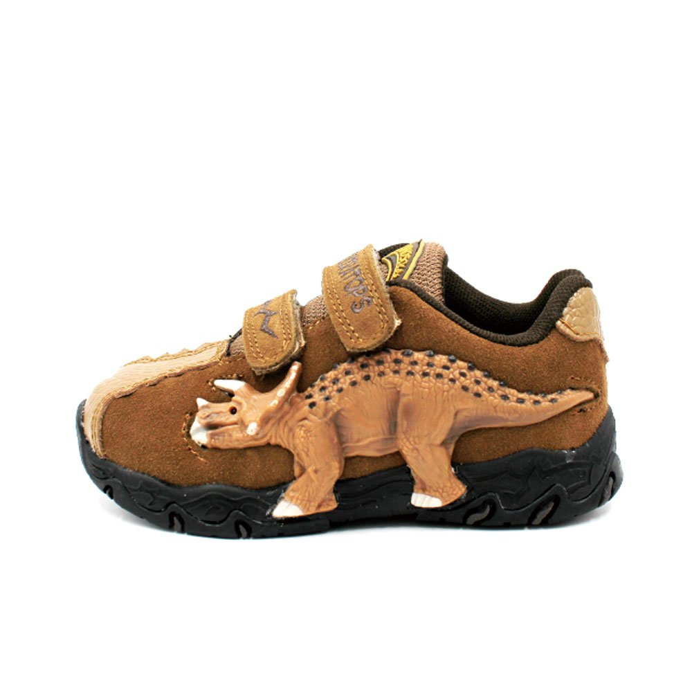 Triceratops 3D LED Dinosaur Shoes for Kids and Boys - Causal, Sneakers, Running Shoes, Outdoor