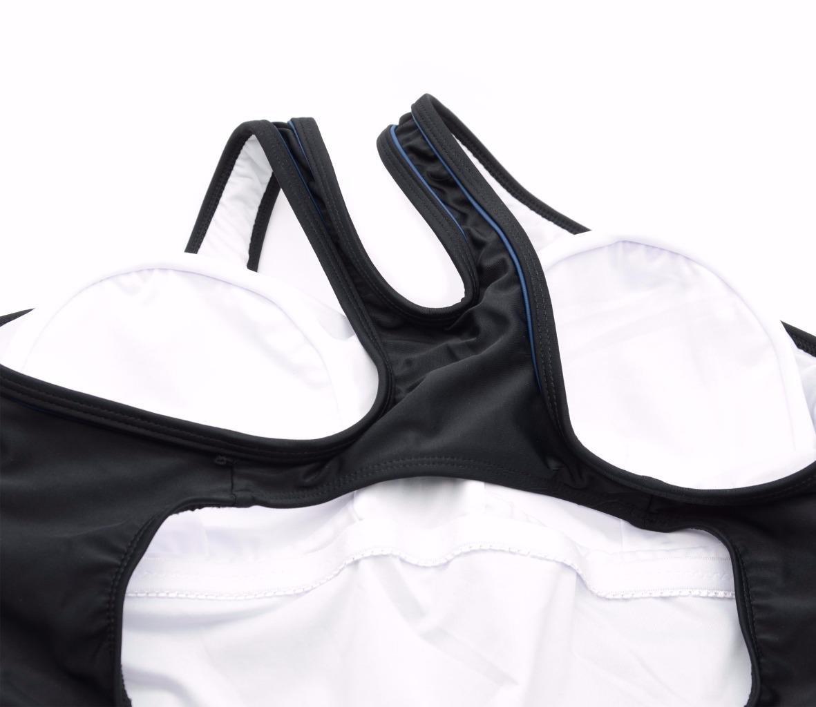 Arcweg Costumi da Bagno Trikini Donna Interi Racerback Sportivi Costumi per Mare Piscina