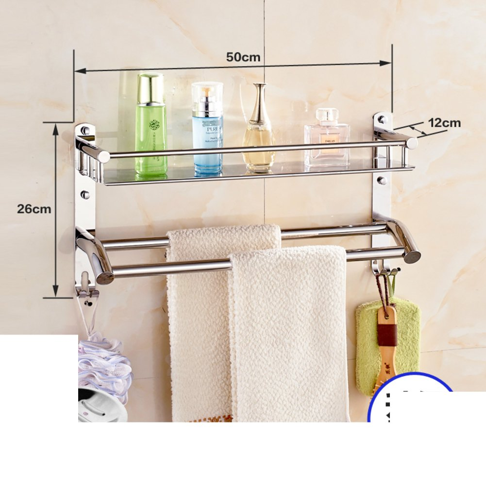 Bathroom racks/Stainless steel Towel rack/Stainless steel bathroom ...
