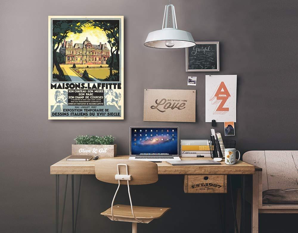 LP Artwork MA Cape Cod Posters, Wood /& Metal Signs Distressed Flag
