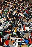 LEGO Bulk Lot Used 1000 Random Clean Parts Pieces 2.5 Pounds Bricks by LEGO