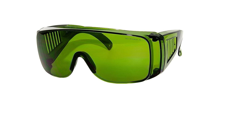 Gafas protección radiación