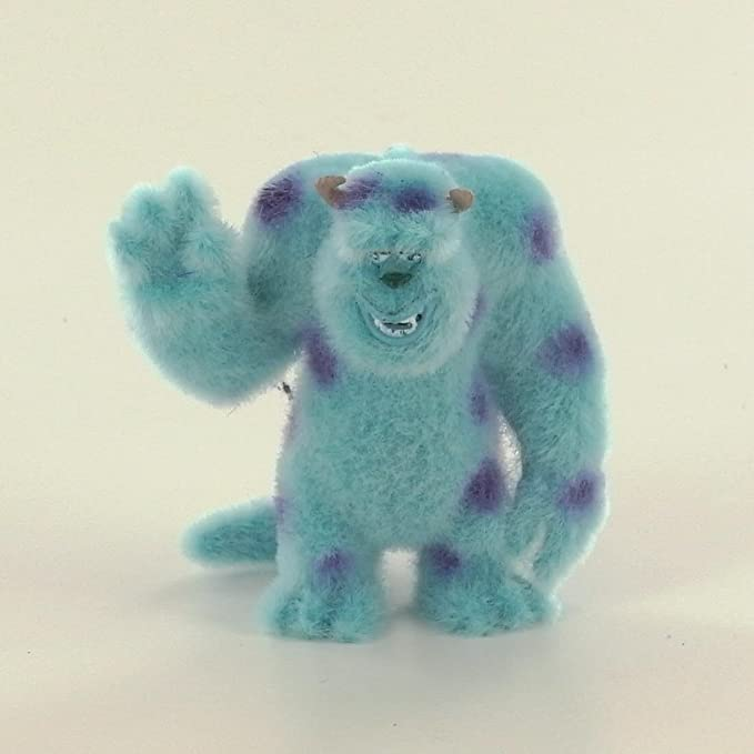 Disney/Pixar Monstruos, S.A. Micro World figura Sully: Amazon.es ...