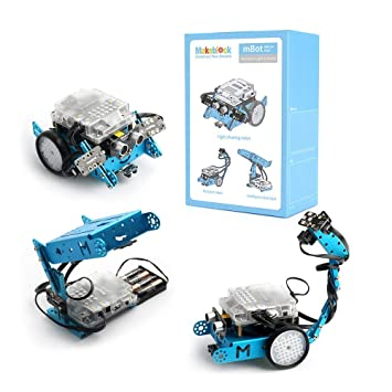 Makeblock Interactive Light & Sound Robot add-on Pack Designed for mBot,  3-in-1 Robot Add-on Pack, 3+ Shapes