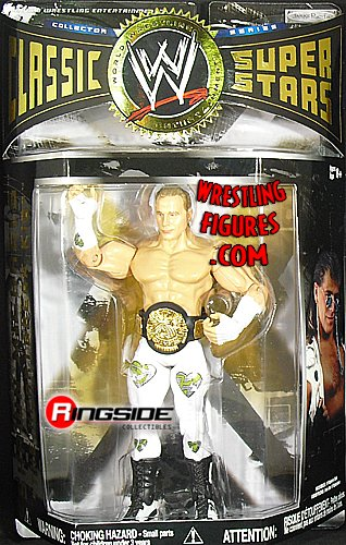 SHAWN MICHAELS - CLASSIC SUPERSTARS 1 RE-RELEASE WWE TOY WRESTLING ACTION FIGURE by WWE