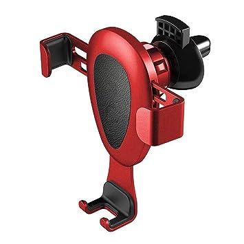 QIHANGCHEPIN Soporte del teléfono del coche Sensor de gravedad de salida del iPhone6plus Soporte de rotación
