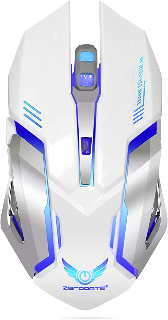 EEEKit Wireless Optical Gaming Mouse w/USB Receiver