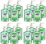 Purell 9674-06-ECDECO Advanced Design Series Hand Sanitizer, 8 oz Bottles (Pack of 16)