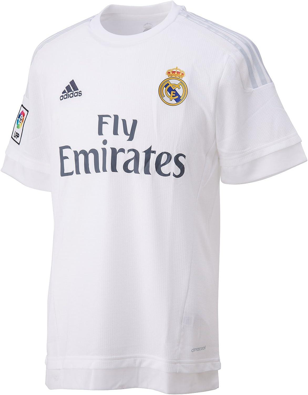 1/ª Equipaci/ón Real Madrid CF 2015//2016 Camiseta oficial adidas