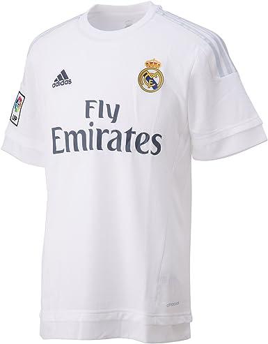 1ª Equipación Real Madrid CF 2015/2016 - Camiseta oficial adidas ...