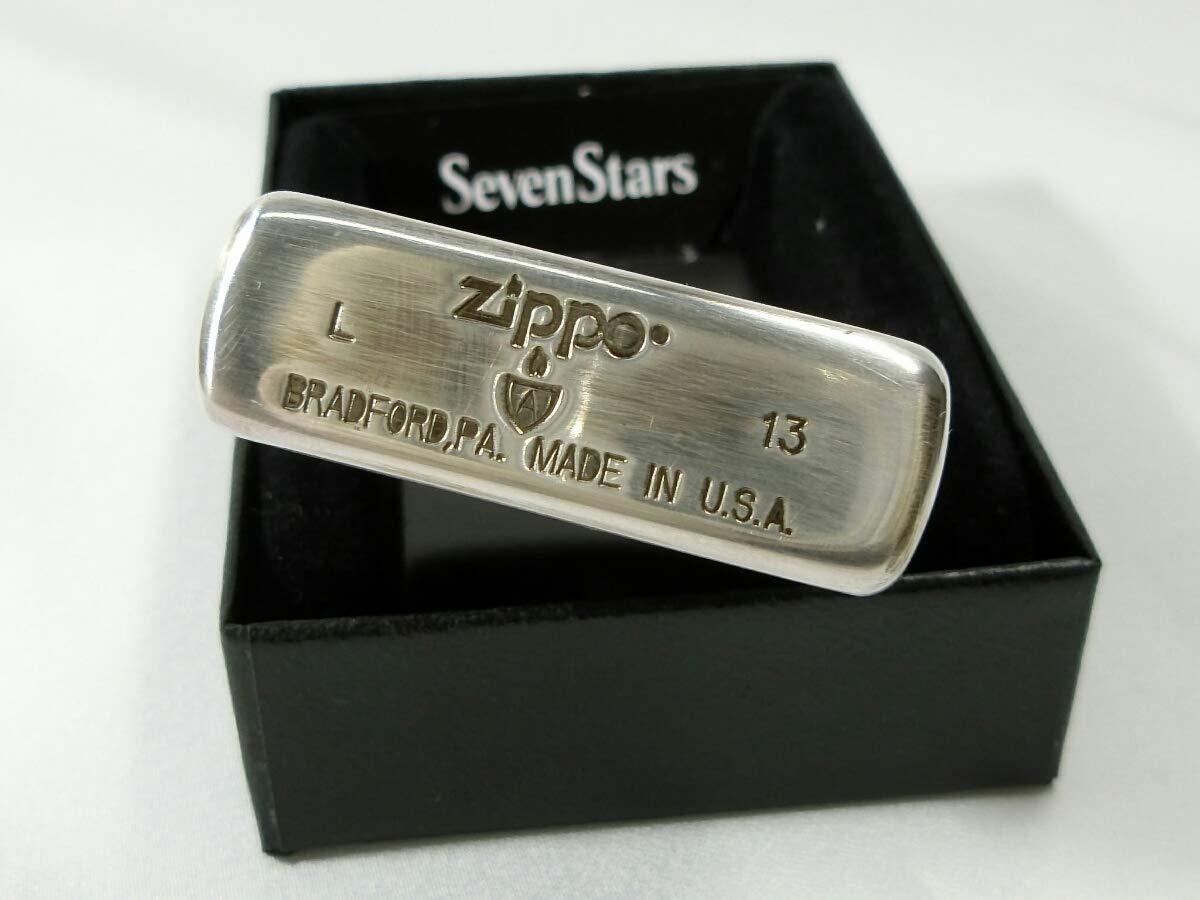 即納 Stars Seven セブンスター ジッポー Zippo アーマー
