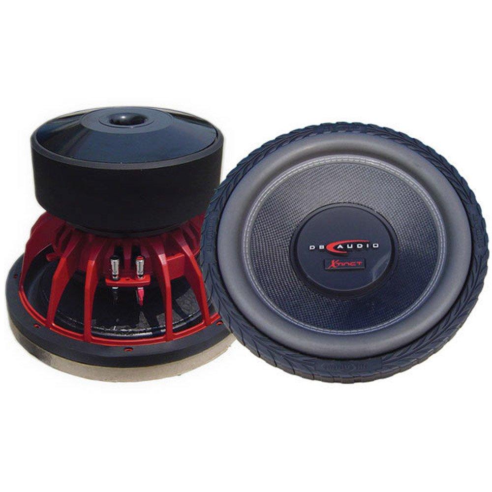 DB Audio XTINCT15 5000Watts 15-inch Subwoofer