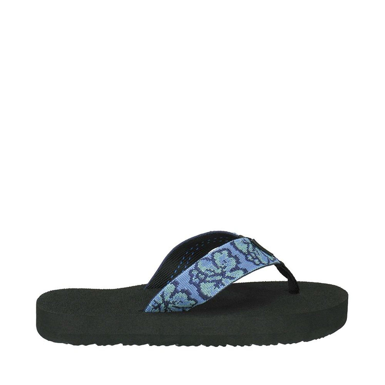 308fd3ef2577c4 Teva Womens Original Mush Flip Flop Sandal Shoes