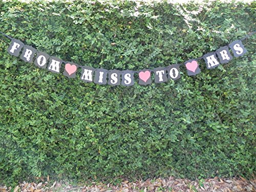 [Bridal Shower Decoration - Bachelorette Hen Party Banner