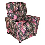 Dozydotes Kid Recliner with Cup Holder - - True Timber Fabric