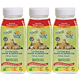 Citrus Magic Pet Litter Box Odor Eliminator Fresh Citrus, Pack of 3, 11.2-Ounce Each