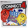 Hasbro Gaming A5640EF3 Connect 4 Game, Strategy Board Game for 2 Players, Connect 4 Grid Indoor Game for Kids Ages 6 and Up