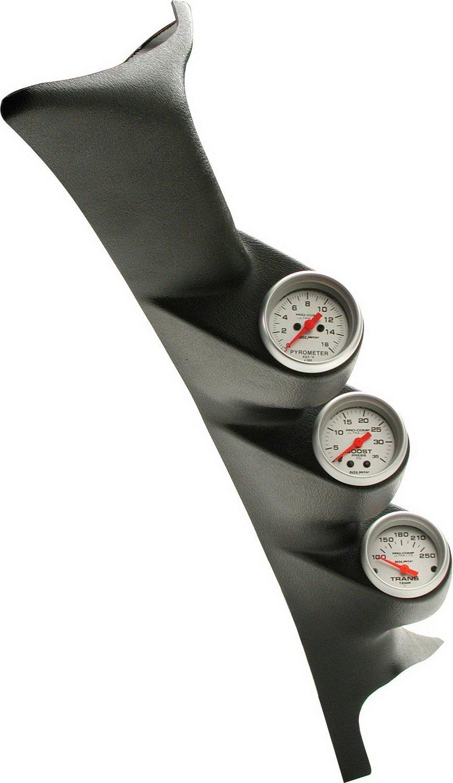 Auto Meter 7075 Triple A-Pillar Gauge Kit