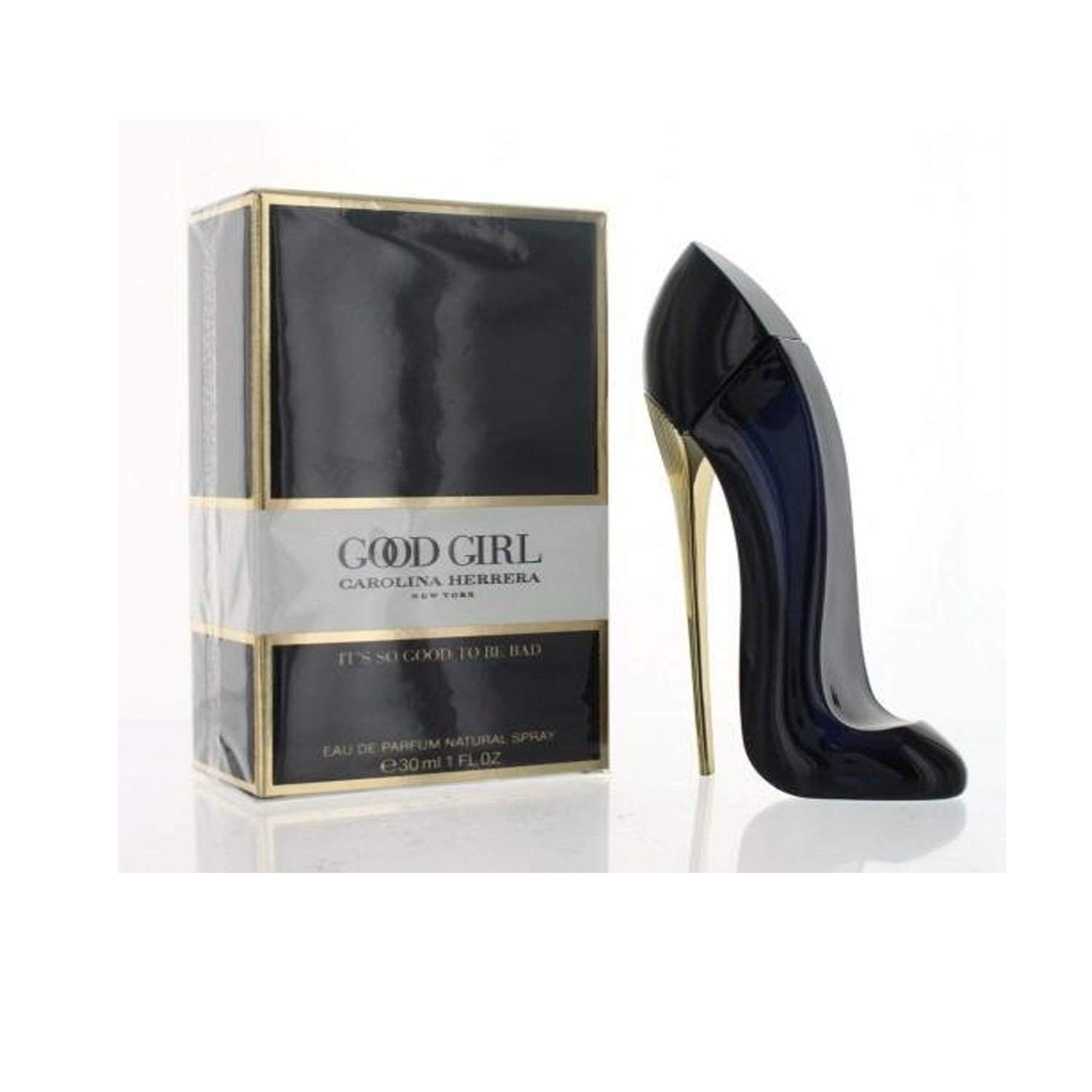 0ebc9203d5 Carolina Herrera Good Girl Eau de Parfum Spray, 30 ml: Amazon.co.uk: Beauty