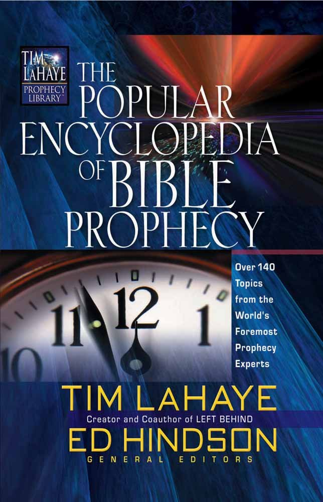 Popular Encyclopedia Bible Prophecy LibraryTM product image