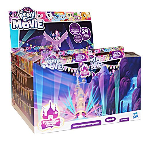 My Little Pony Movie Blind Bag Figures Wave 23 (Case of 24)]()
