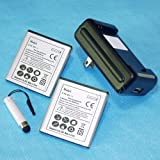 2 x 2700mAh Li-ion Battery for Sprint Samsung - Best Reviews Guide