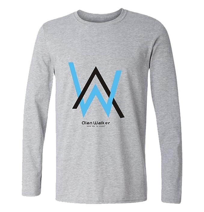 BESTHOO Alan Walker Cuello Redondo Elegantes T Shirt Tops Blusas Sueter Casual Sudaderas: Amazon.es: Ropa y accesorios