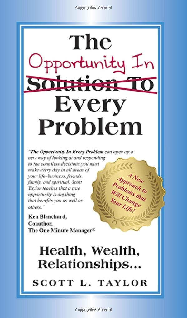 The Opportunity in Every Problem pdf epub