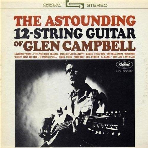 astounding 12 string guitar (CAPITOL 2023 LP)
