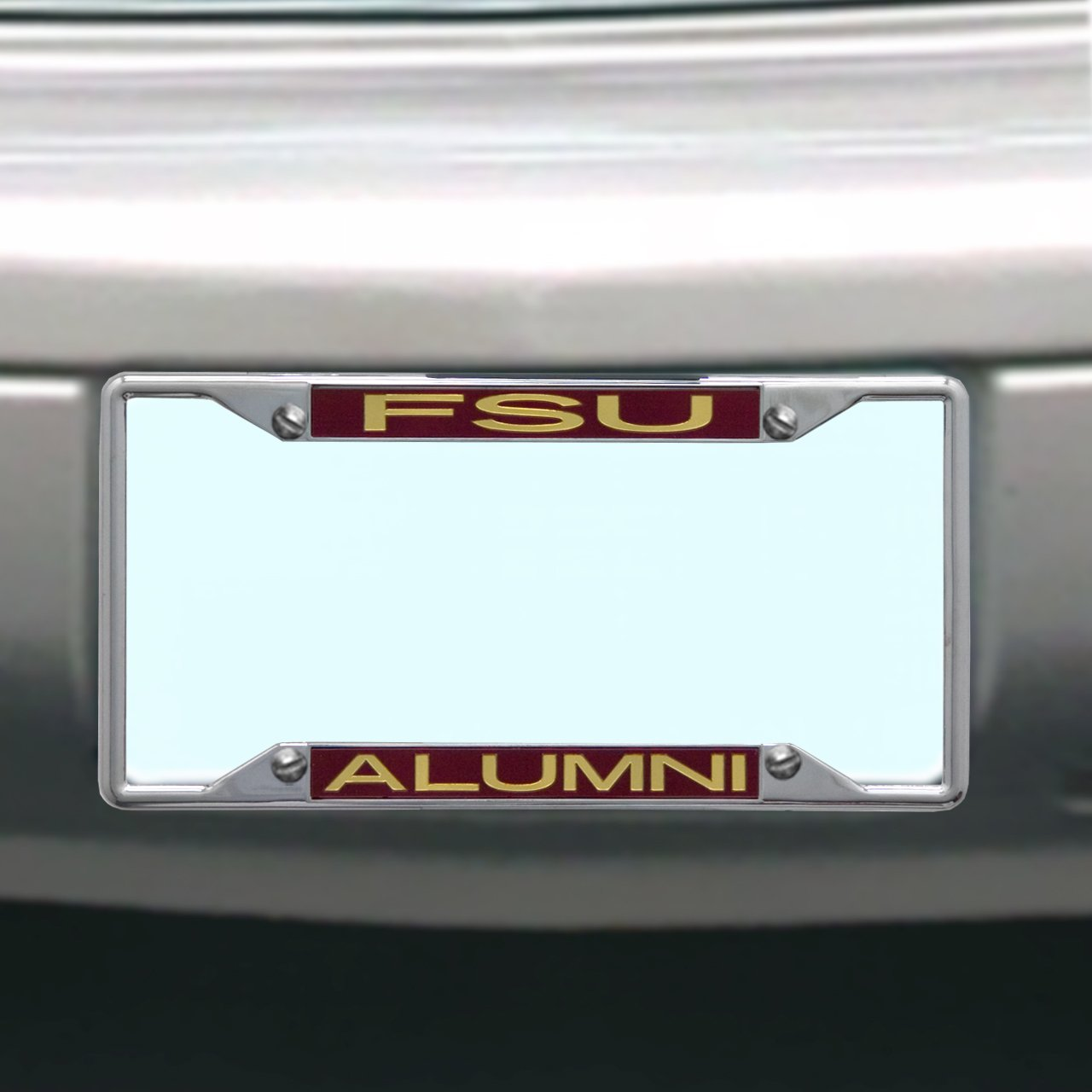 NCAA Florida State Seminoles License Plate Frame Alumni Stockdale 85371