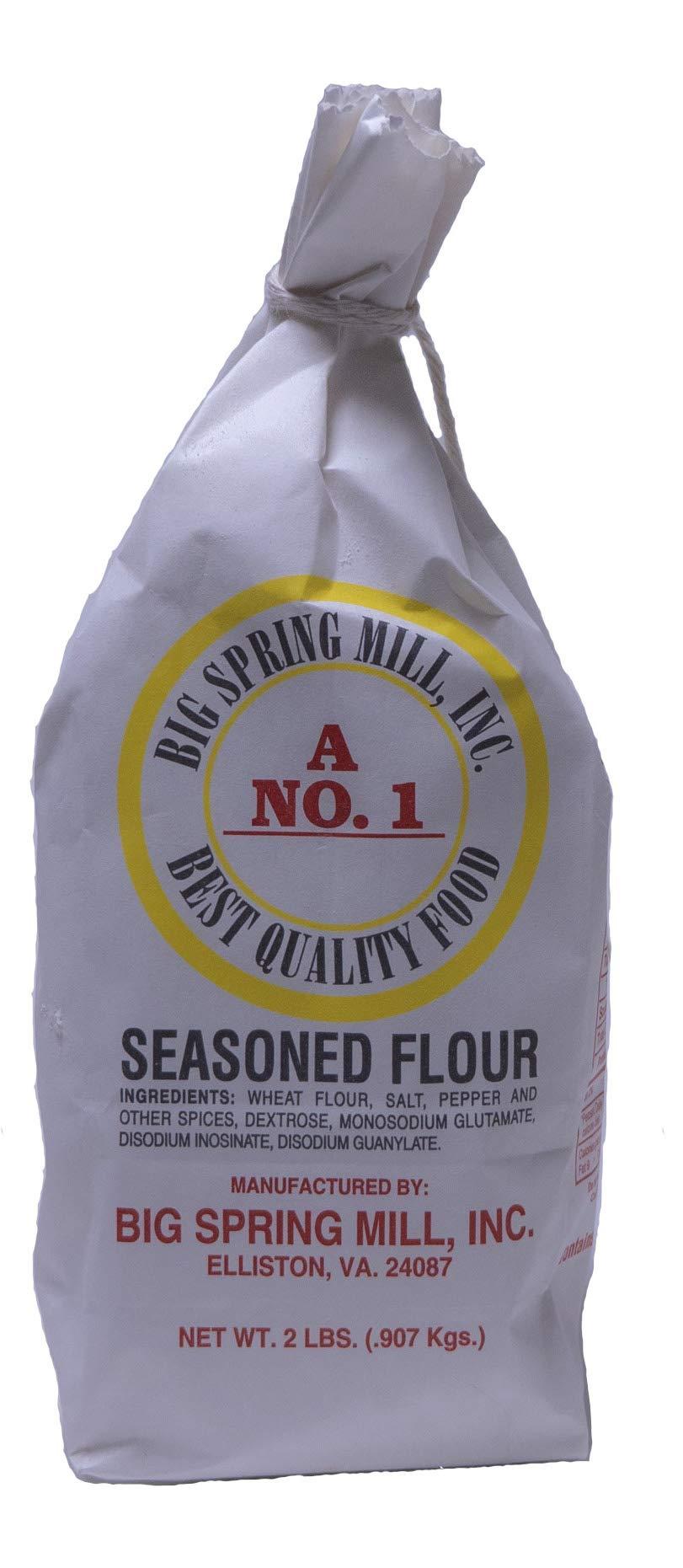 Big Spring Mill A-No.-1 Seasoned Flour