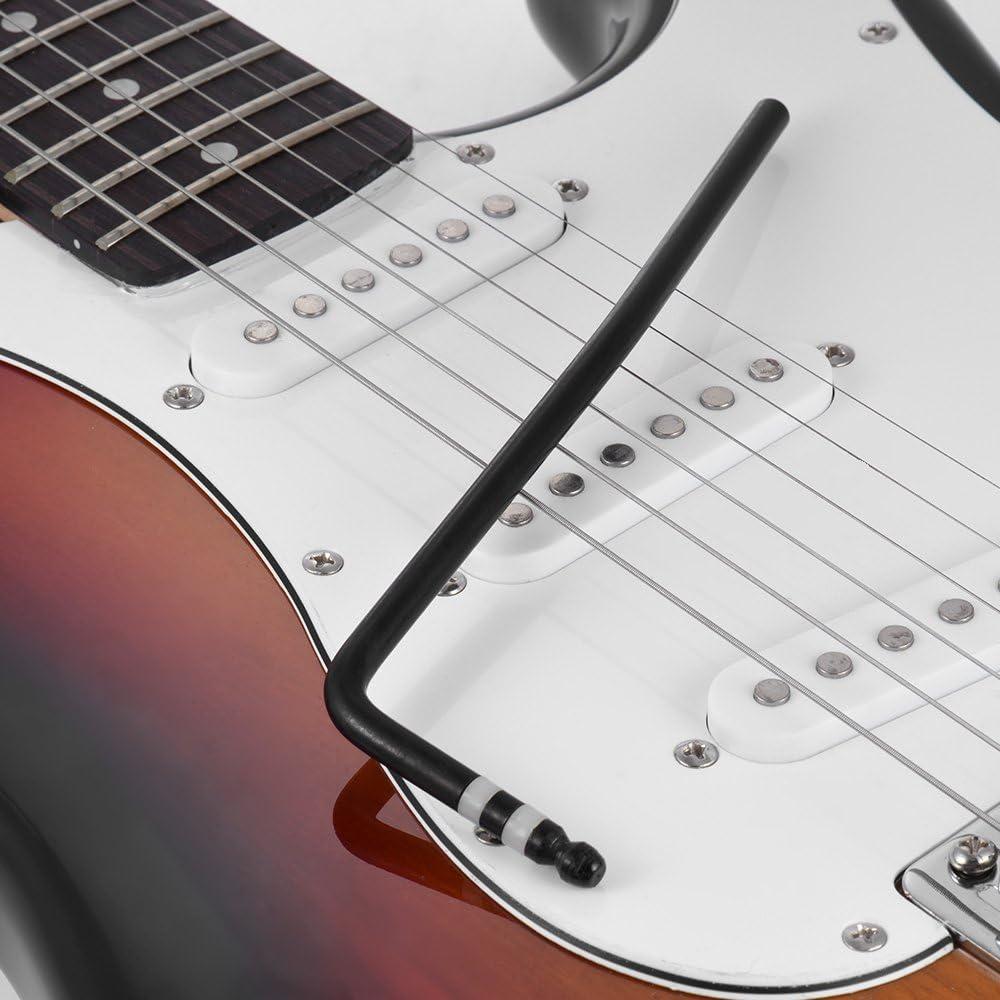 Leva per ponte tremolo chitarra elettrica floyed rose nera SODIAL R