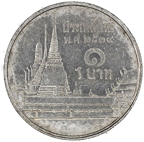 2009 TH Thailand 1 Baht Good at Amazon's Collectible Coins Store