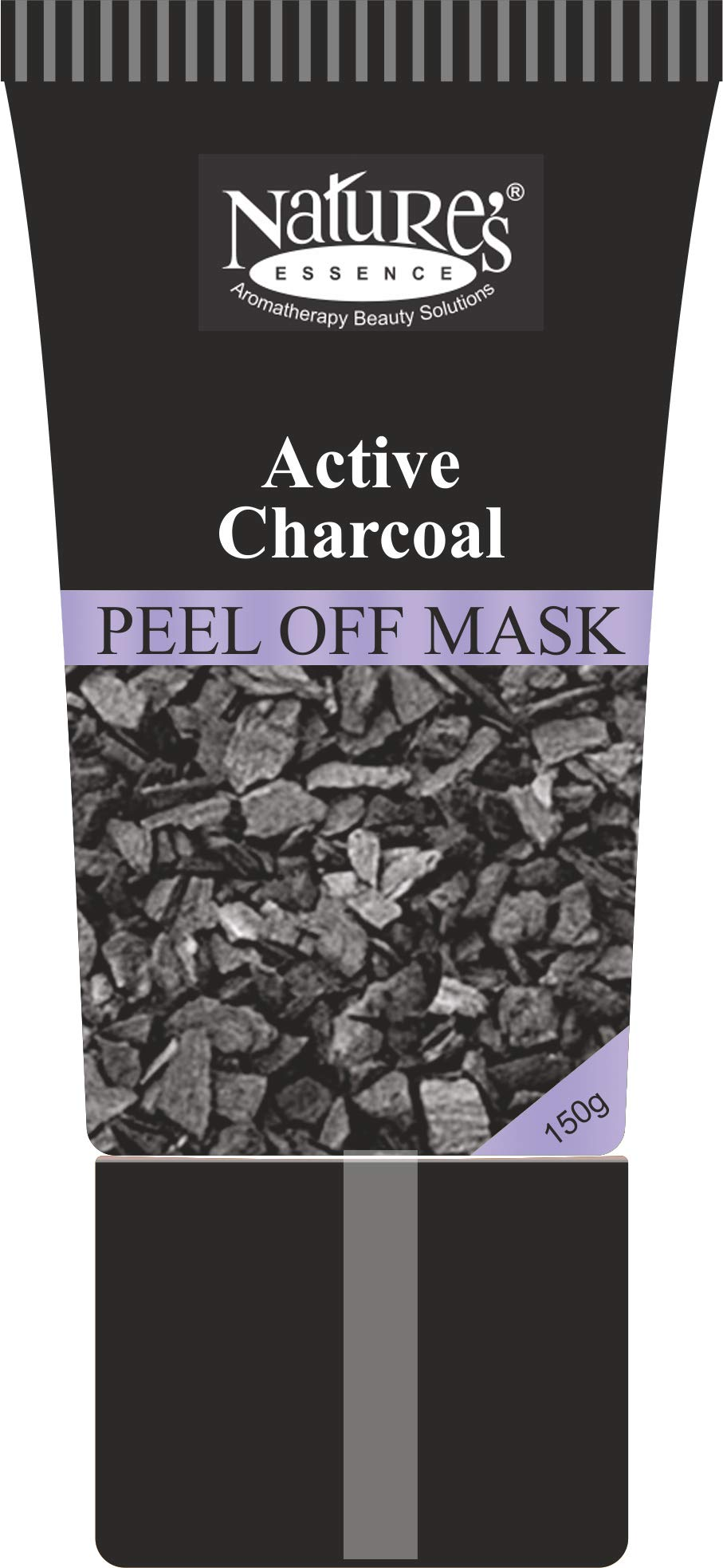 Nature's Essence Active Charcoal Peel Off Mask, 150 ml