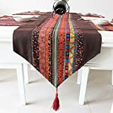 kaige table runners Cotton Linen table Flag Table Flag Guesthouse table decorate Gabe hotel bed flag