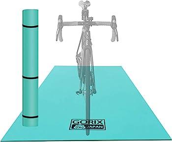 GORIX(ゴリックス) トレーニングマット 自転車