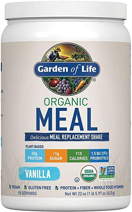 Top 9 Garden Of Life Protein Raw Meal