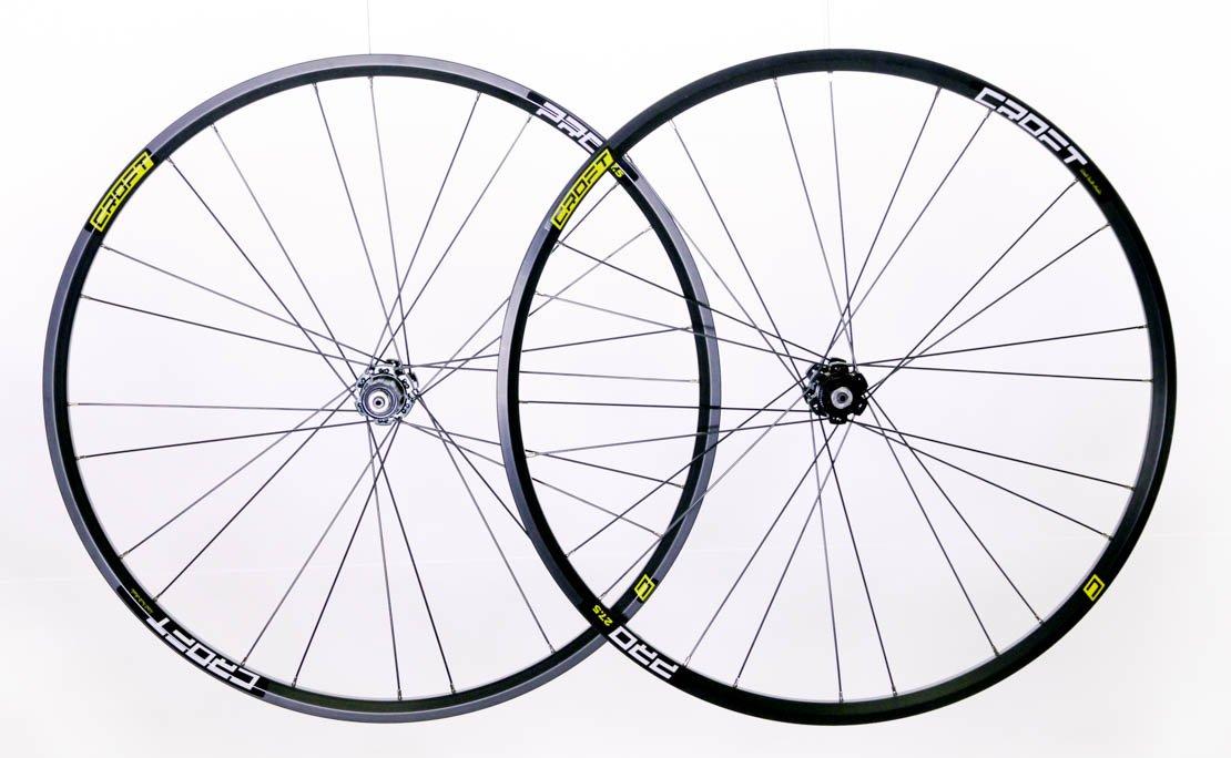 Croft Solaris 27.5'' 650B MTB Bike Wheelset Shimano / SRAM 7-11s CL Disc QR NEW