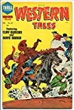kirby clay - WITCHES' WESTERN TALES #29 1955-HARVEY-JACK KIRBY-SOY'S RANCH-CLAY DUNCAN-vf-