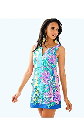 b208e085ebbf Amazon.com  Lilly Pulitzer Easy Tiger Engineered Donna Romper