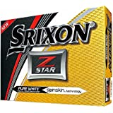 Srixon Z-Star Golf Balls (One Dozen)